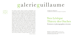 Galerie Guillaume 2014